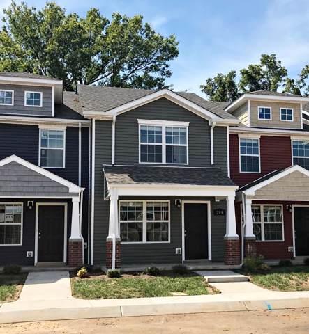 209 Alexander Blvd., Clarksville, TN 37040 (MLS #RTC2077223) :: Village Real Estate