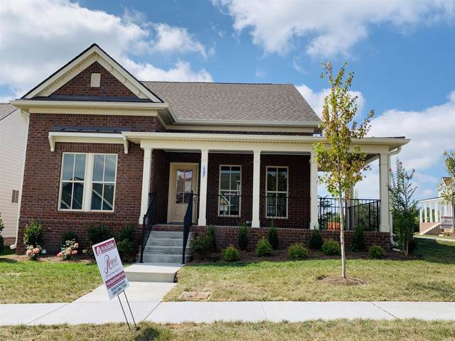 1597 Winding Creek Drive  #167, Nolensville, TN 37135 (MLS #RTC2077810) :: FYKES Realty Group