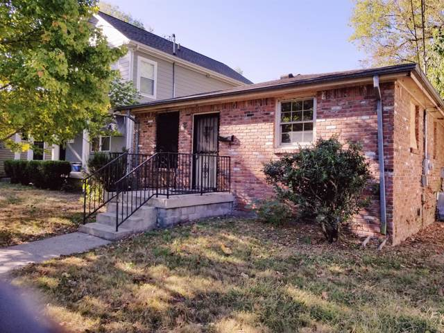 1605 16Th Ave N, Nashville, TN 37208 (MLS #RTC2078208) :: Ashley Claire Real Estate - Benchmark Realty