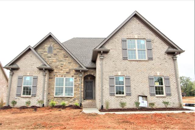 811 Jersey #32-C, Clarksville, TN 37043 (MLS #RTC2080223) :: Ashley Claire Real Estate - Benchmark Realty