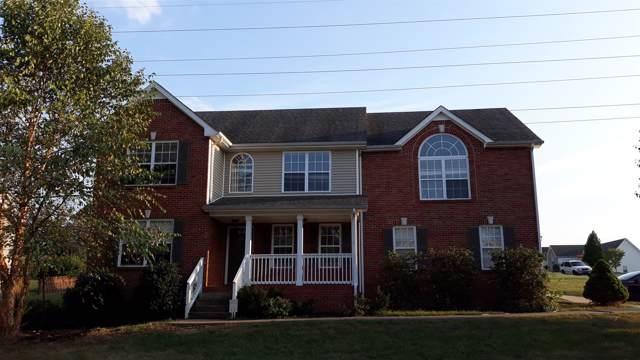 849 Mulberry Pl, Clarksville, TN 37043 (MLS #RTC2080387) :: Team Wilson Real Estate Partners