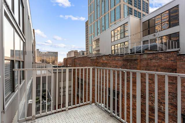 239 5Th Ave N Apt 504 #504, Nashville, TN 37219 (MLS #RTC2081477) :: RE/MAX Homes And Estates