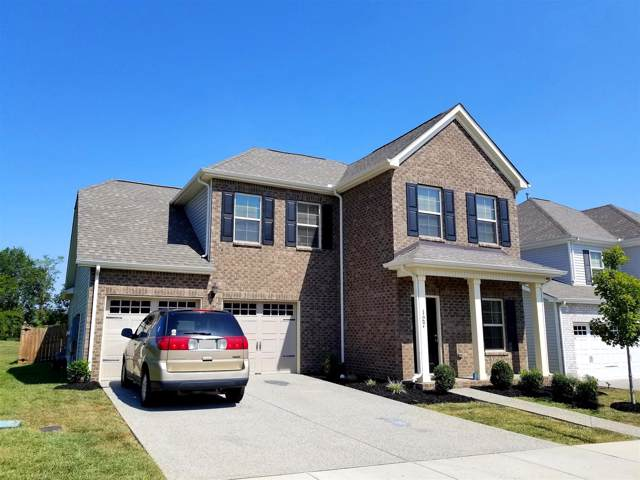 127 Telavera Dr, White House, TN 37188 (MLS #RTC2081528) :: RE/MAX Choice Properties