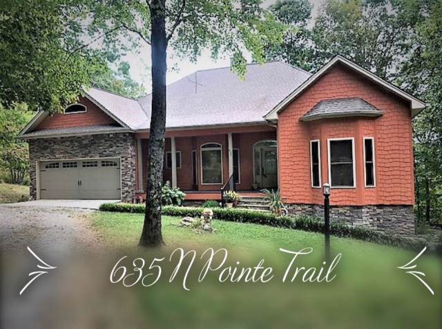 635 N Pointe Trl, Allons, TN 38541 (MLS #RTC2084116) :: John Jones Real Estate LLC