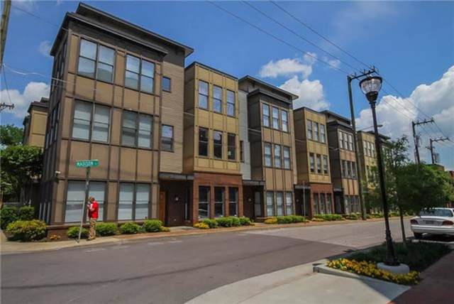 508 Madison St, Unit 3 #3, Nashville, TN 37208 (MLS #RTC2085996) :: The Helton Real Estate Group