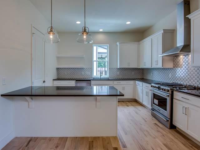 643 Vernon Ave., Unit 4, Nashville, TN 37209 (MLS #RTC2086423) :: RE/MAX Homes And Estates