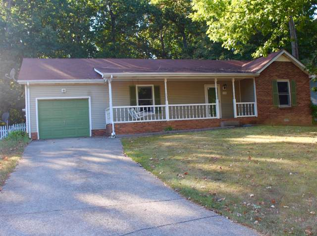 1708 Setter Rd, Clarksville, TN 37042 (MLS #RTC2086669) :: RE/MAX Homes And Estates