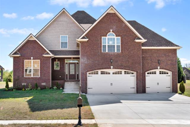 1524 Amblewood Way, Clarksville, TN 37043 (MLS #RTC2086749) :: The Easling Team at Keller Williams Realty