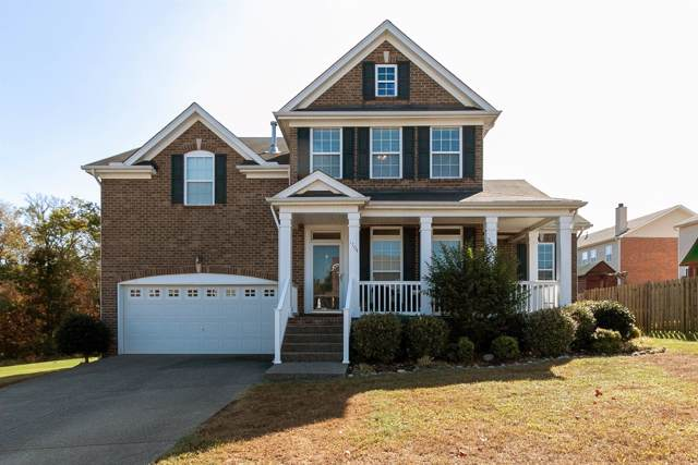 1704 Daphne Ct, Nolensville, TN 37135 (MLS #RTC2088146) :: RE/MAX Homes And Estates
