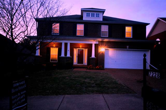 7228 Autumn Crossing Way, Brentwood, TN 37027 (MLS #RTC2089062) :: RE/MAX Homes And Estates