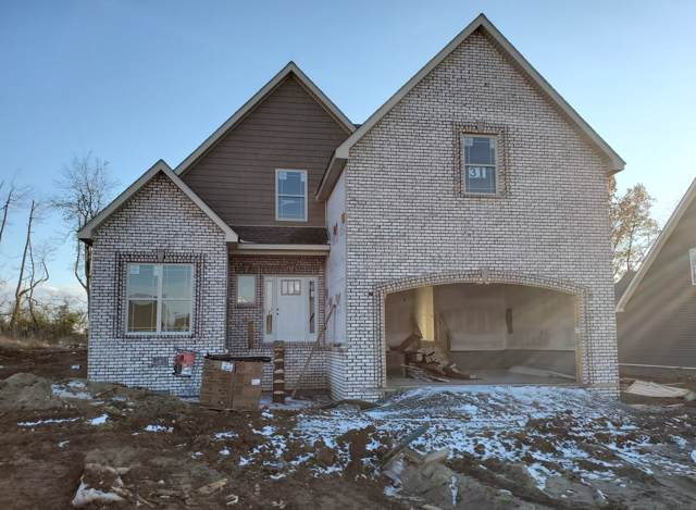 31 Reserve At Hickory Wild, Clarksville, TN 37043 (MLS #RTC2089713) :: CityLiving Group