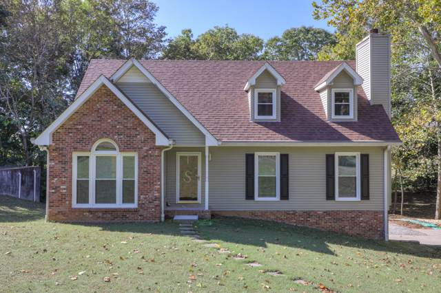 203 Timberlake Dr, Springfield, TN 37172 (MLS #RTC2089923) :: RE/MAX Homes And Estates