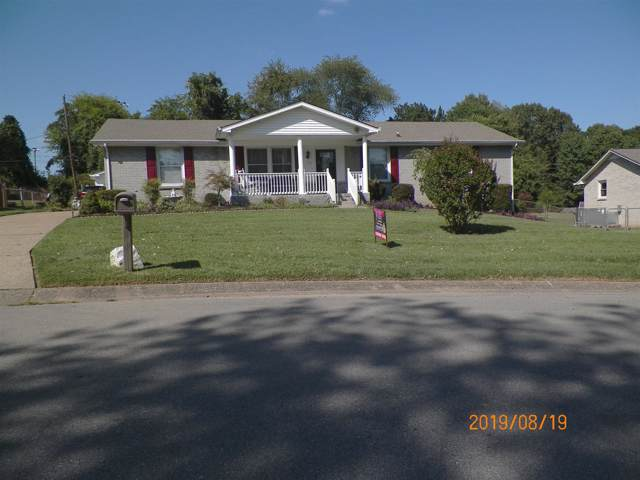 177 Haven Dr, Clarksville, TN 37042 (MLS #RTC2091499) :: Village Real Estate