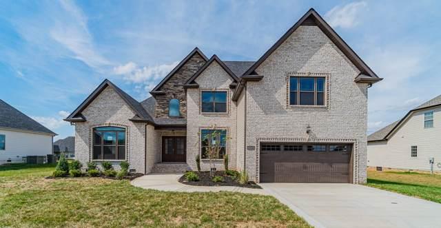 425 Farmington, Clarksville, TN 37043 (MLS #RTC2092610) :: REMAX Elite