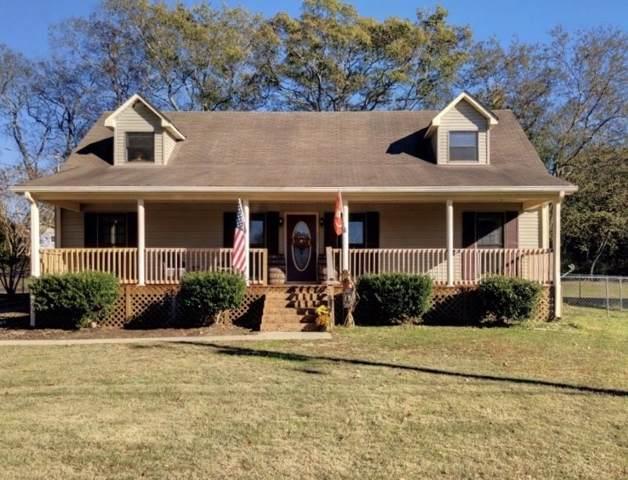 203 Keenan Ln, Shelbyville, TN 37160 (MLS #RTC2092815) :: Village Real Estate