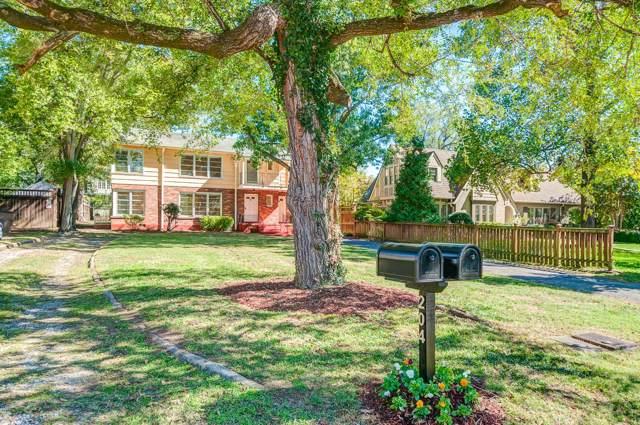 204 Lauderdale Road, Nashville, TN 37205 (MLS #RTC2093196) :: Fridrich & Clark Realty, LLC