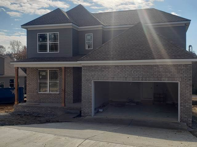 916 Mulberry Hill Place #163, Antioch, TN 37013 (MLS #RTC2093756) :: Village Real Estate