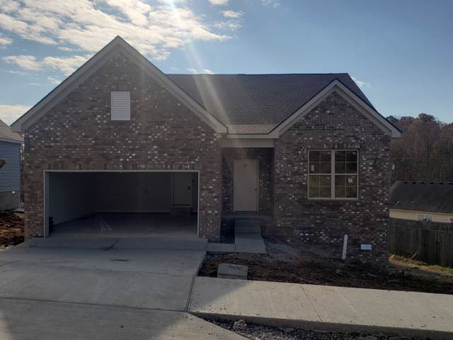 908 Mulberry Hill Place #165, Antioch, TN 37013 (MLS #RTC2093777) :: Village Real Estate