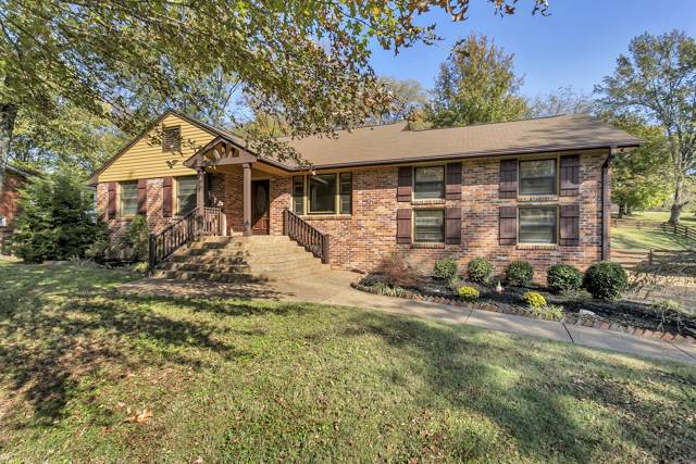 4924 Timberdale Dr, Nashville, TN 37211 (MLS #RTC2094811) :: The Kelton Group
