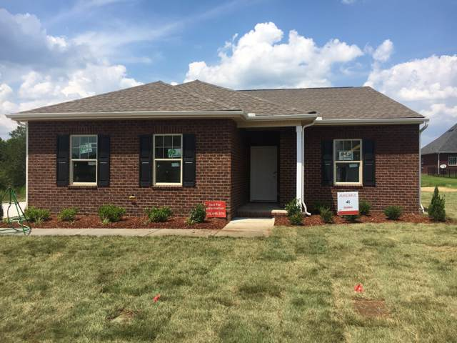 2310 Sandstone Circle, Murfreesboro, TN 37130 (MLS #RTC2094914) :: Village Real Estate