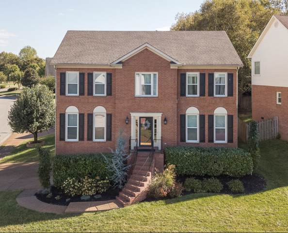5309 Fredericksburg Way W, Brentwood, TN 37027 (MLS #RTC2095196) :: Black Lion Realty