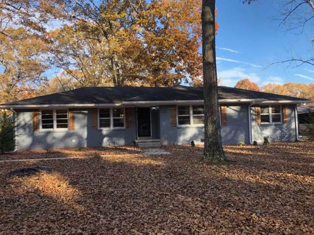 1007 Westwood Dr, Tullahoma, TN 37388 (MLS #RTC2095997) :: Village Real Estate