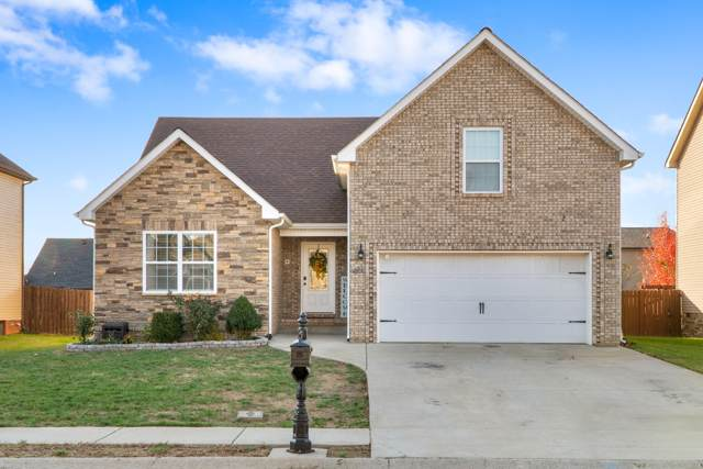 3720 Tradewinds Ter, Clarksville, TN 37040 (MLS #RTC2097842) :: Team Wilson Real Estate Partners