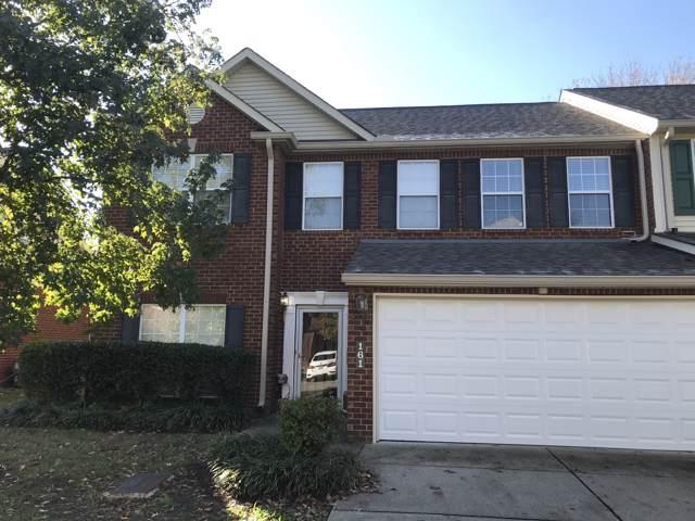 161 Nashboro Greens, Nashville, TN 37217 (MLS #RTC2098305) :: RE/MAX Homes And Estates