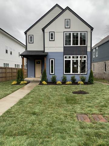 525A Moore Ave, Nashville, TN 37203 (MLS #RTC2098311) :: The Miles Team | Compass Tennesee, LLC