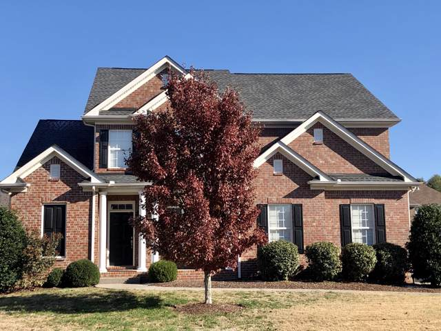 1013 Brixworth Dr, Thompsons Station, TN 37179 (MLS #RTC2098399) :: The Group Campbell powered by Five Doors Network