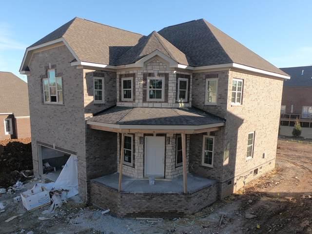 7016 Minor Hill Dr. Lot 252, Spring Hill, TN 37174 (MLS #RTC2098685) :: Village Real Estate