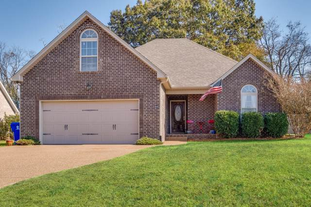 304 Sheffield Dr, White House, TN 37188 (MLS #RTC2098739) :: RE/MAX Homes And Estates