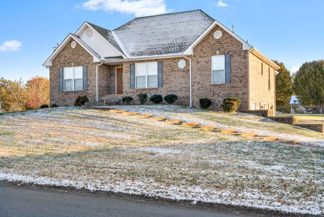 1012 Haggard Dr, Clarksville, TN 37043 (MLS #RTC2098880) :: CityLiving Group