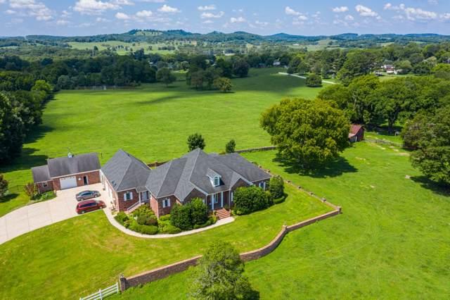 600 Knob Creek Rd, Wartrace, TN 37183 (MLS #RTC2098891) :: John Jones Real Estate LLC