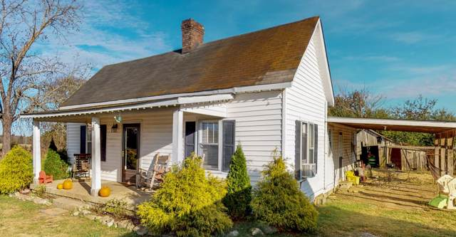 1005 New Center Church Rd, Shelbyville, TN 37160 (MLS #RTC2099121) :: Maples Realty and Auction Co.