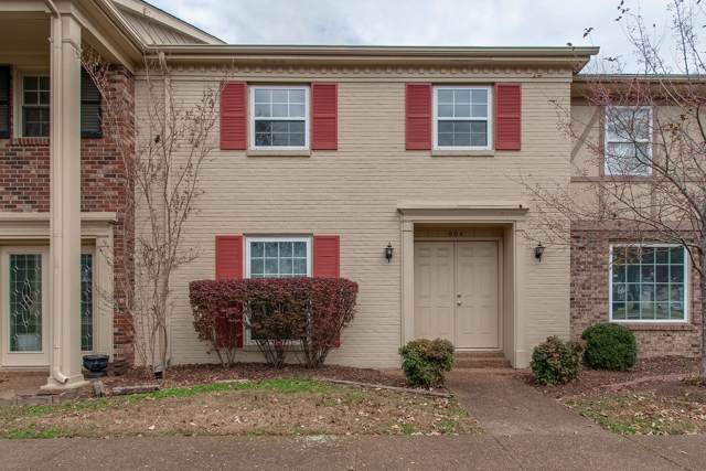 904 Todd Preis Dr A 403, Nashville, TN 37221 (MLS #RTC2099389) :: The Miles Team | Compass Tennesee, LLC