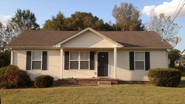 1625 Hannibal Dr, Oak Grove, KY 42262 (MLS #RTC2099431) :: The Group Campbell powered by Five Doors Network