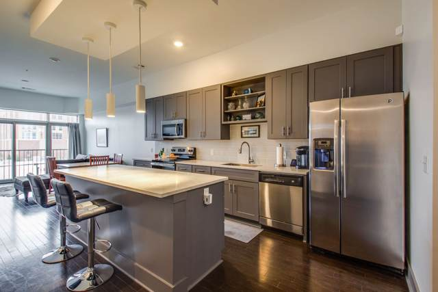 2407 8th Ave S #309, Nashville, TN 37204 (MLS #RTC2099432) :: The Miles Team | Compass Tennesee, LLC