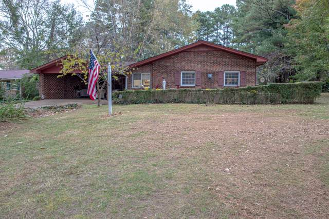 288 Rogers Dr, Manchester, TN 37355 (MLS #RTC2099433) :: Black Lion Realty