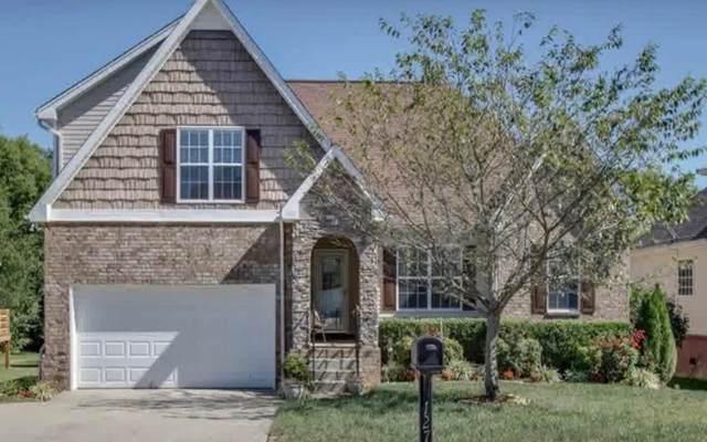 1276 Chapmans Retreat Dr, Spring Hill, TN 37174 (MLS #RTC2099472) :: Village Real Estate