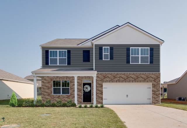 261 William Dylan Drive #59, Murfreesboro, TN 37129 (MLS #RTC2099632) :: Christian Black Team