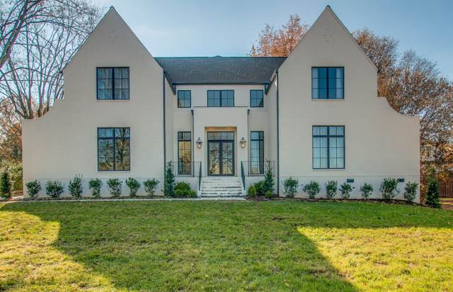 107 W Tyne Dr, Nashville, TN 37205 (MLS #RTC2099672) :: The Miles Team | Compass Tennesee, LLC