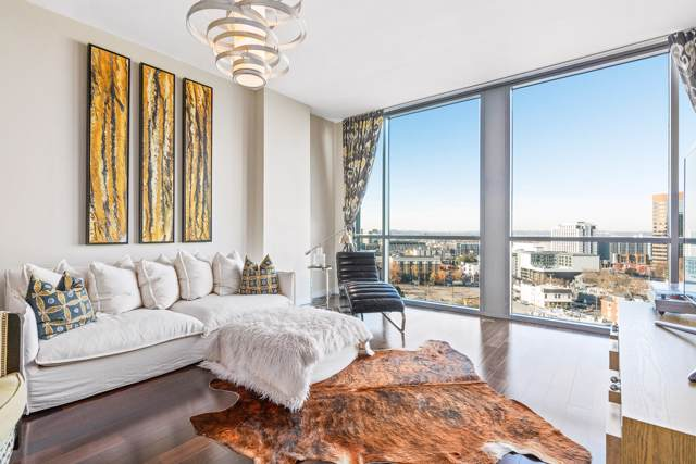 900 20th Ave S #907, Nashville, TN 37212 (MLS #RTC2099762) :: RE/MAX Choice Properties
