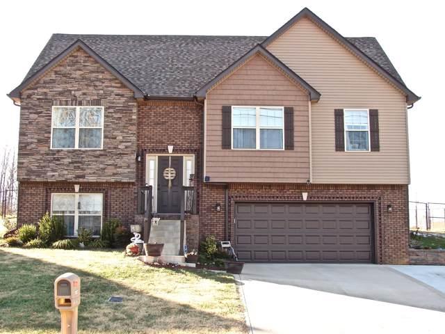 1387 Holden Dr, Clarksville, TN 37042 (MLS #RTC2100204) :: Village Real Estate