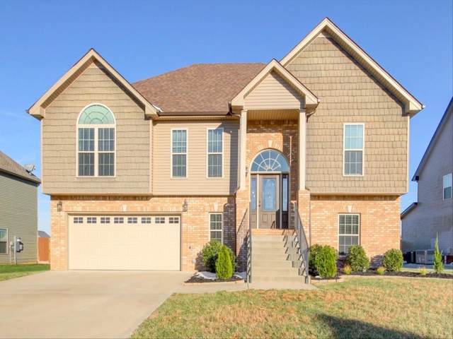1777 Spring Haven Dr, Clarksville, TN 37042 (MLS #RTC2100221) :: RE/MAX Choice Properties