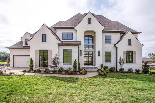 6007 Lookaway Circle -Lot 117, Franklin, TN 37067 (MLS #RTC2100287) :: Village Real Estate