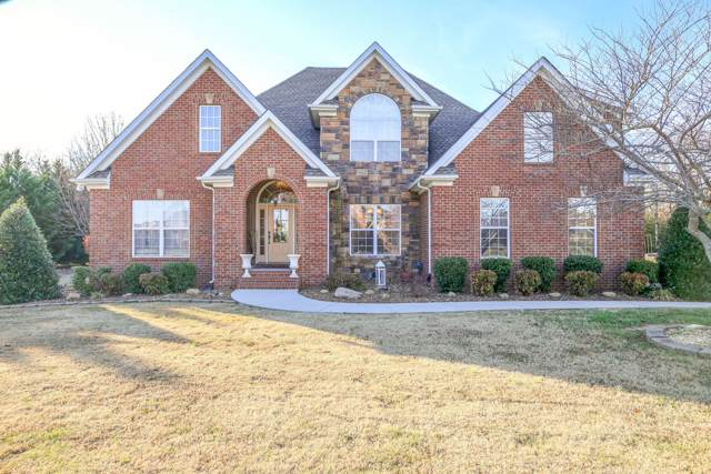 160 North Point Cir, Shelbyville, TN 37160 (MLS #RTC2100926) :: The Helton Real Estate Group