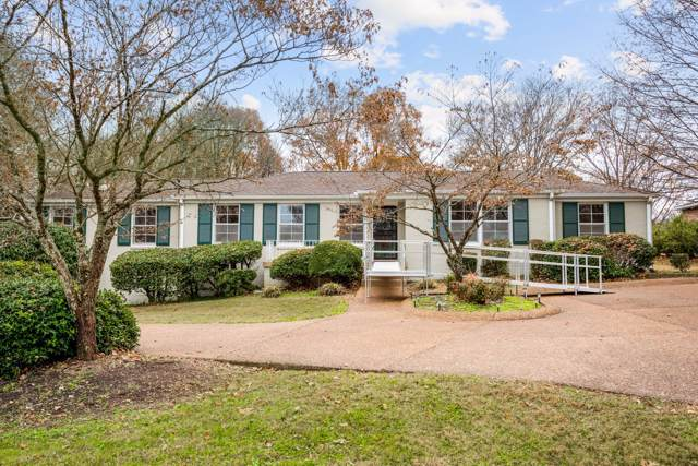 711 Davidson Rd, Nashville, TN 37205 (MLS #RTC2101426) :: Ashley Claire Real Estate - Benchmark Realty
