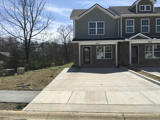 15 Unit 15 Downstream Dr, Ashland City, TN 37015 (MLS #RTC2101734) :: John Jones Real Estate LLC