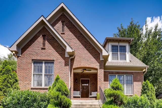 1209 Lillian St, Nashville, TN 37206 (MLS #RTC2101760) :: FYKES Realty Group